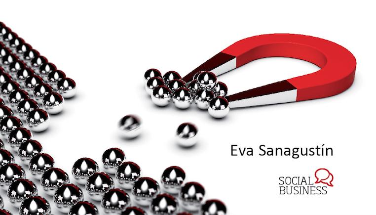 Marketing de contenidos Eva Sanagustín