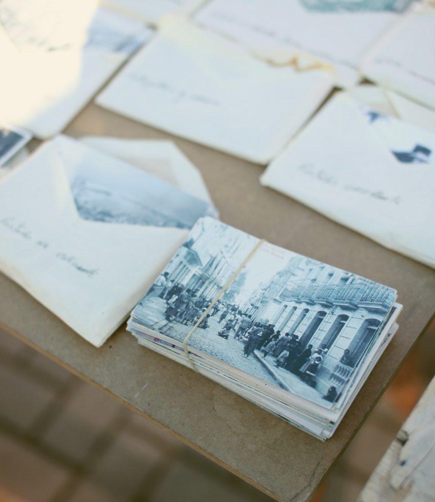 impresión tarjetas visita en Madrid