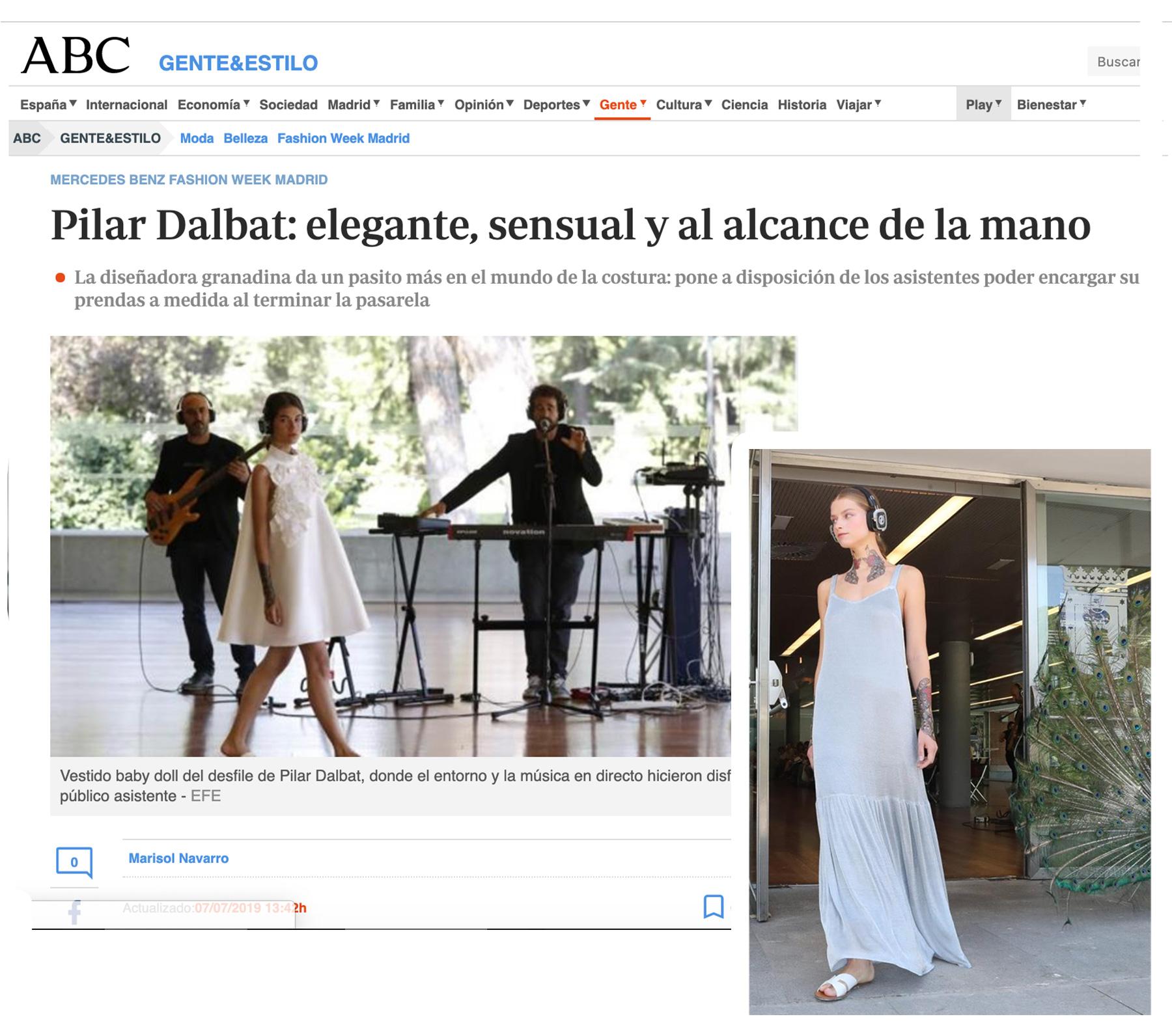 Pilar Dalbat - ACB